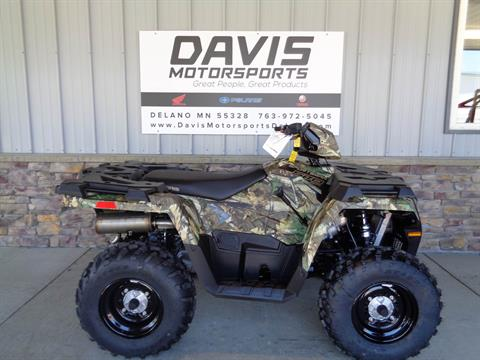 2018 Polaris Sportsman 570 Camo in Delano, Minnesota