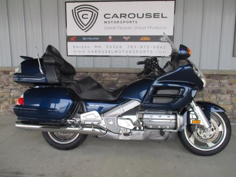 2007 Honda Gold Wing® Audio / Comfort / Navi in Delano, Minnesota