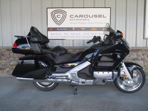 2015 Honda Gold Wing® Navi XM in Delano, Minnesota