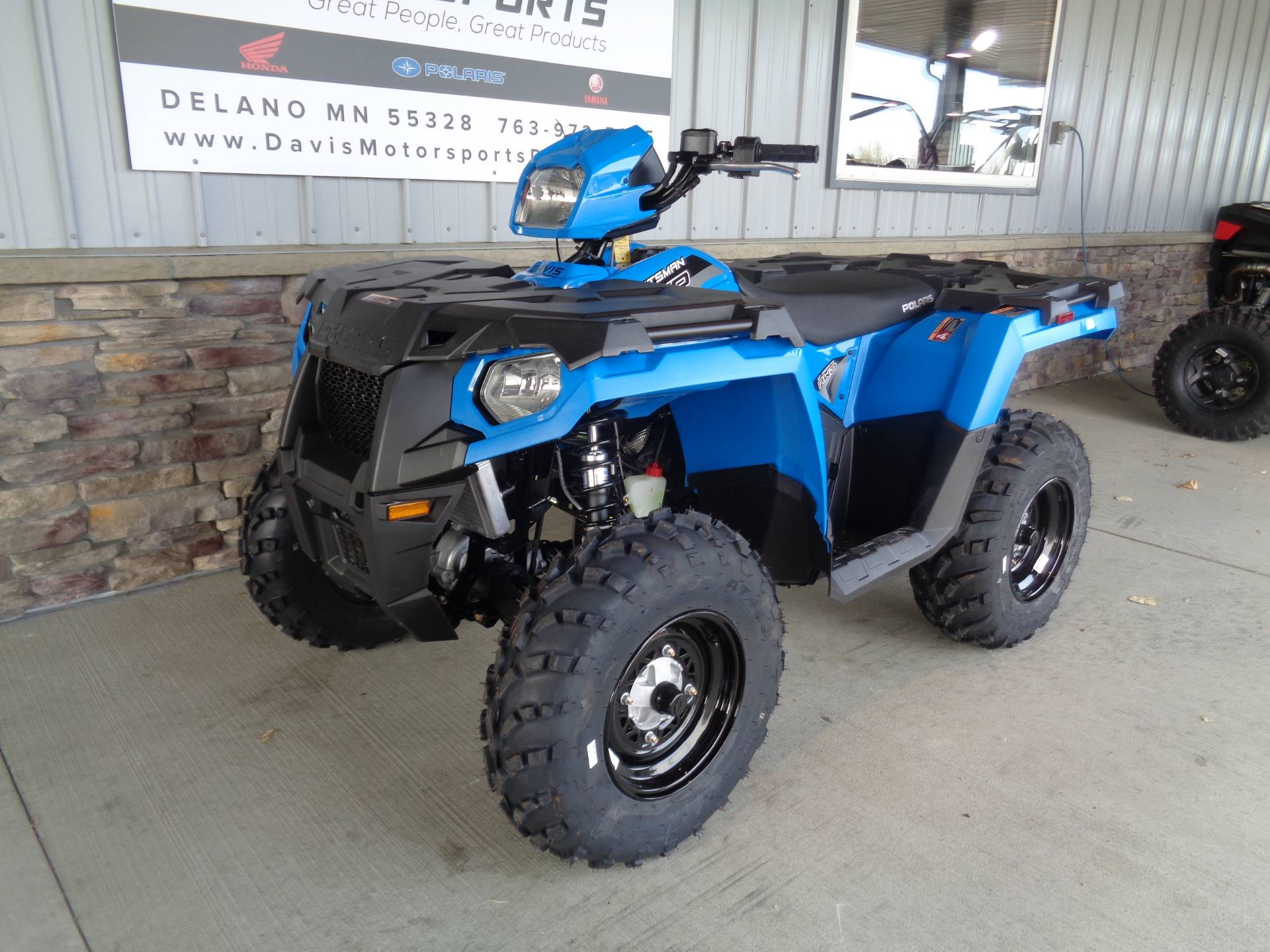 2019 Polaris Sportsman 570 EPS in Delano, Minnesota - Photo 4