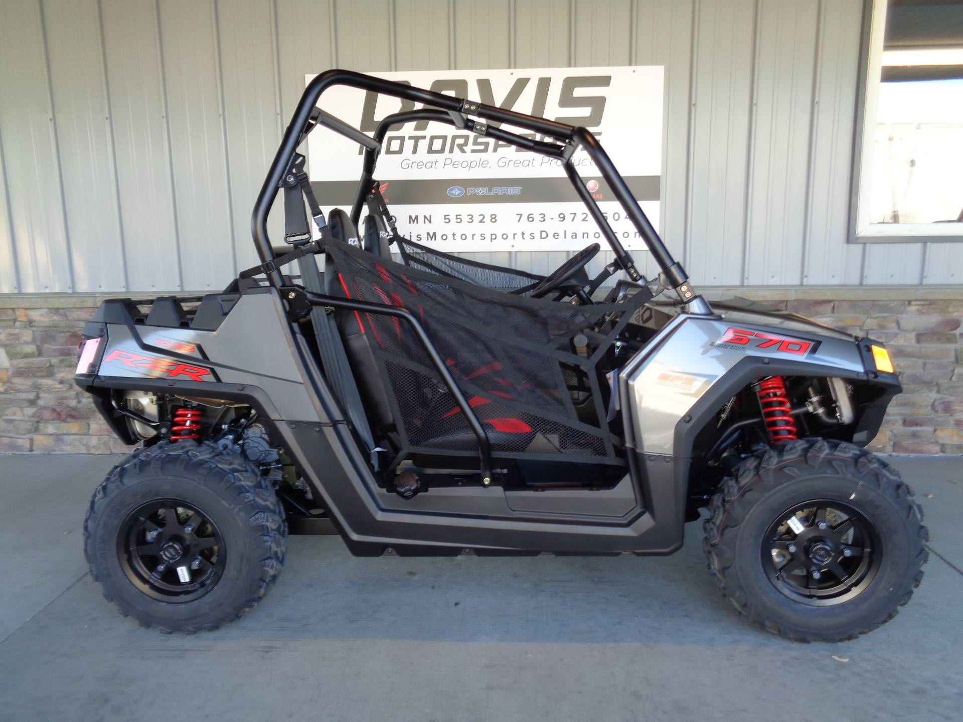 2019 Polaris RZR 570 EPS for sale 9836