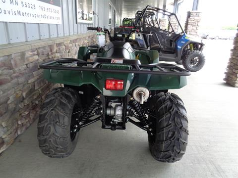 2018 Yamaha Kodiak 450 in Delano, Minnesota