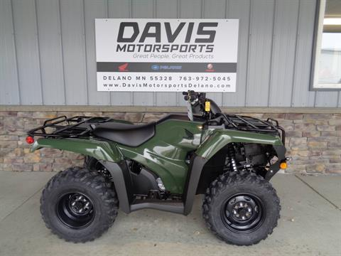 2019 Honda FourTrax Rancher 4x4 DCT EPS in Delano, Minnesota - Photo 1