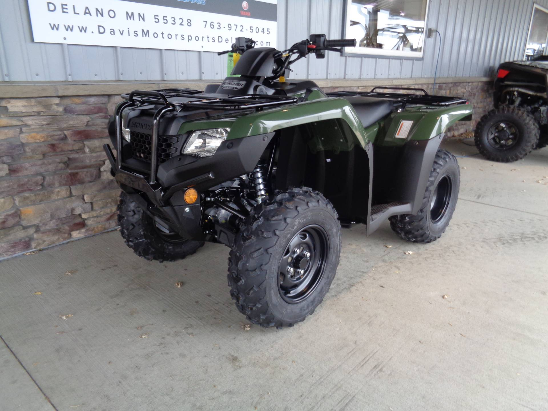 2019 Honda FourTrax Rancher 4x4 DCT EPS in Delano, Minnesota - Photo 4