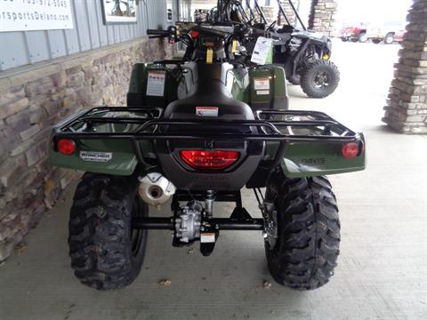 2019 Honda FourTrax Rancher 4x4 DCT EPS in Delano, Minnesota - Photo 8