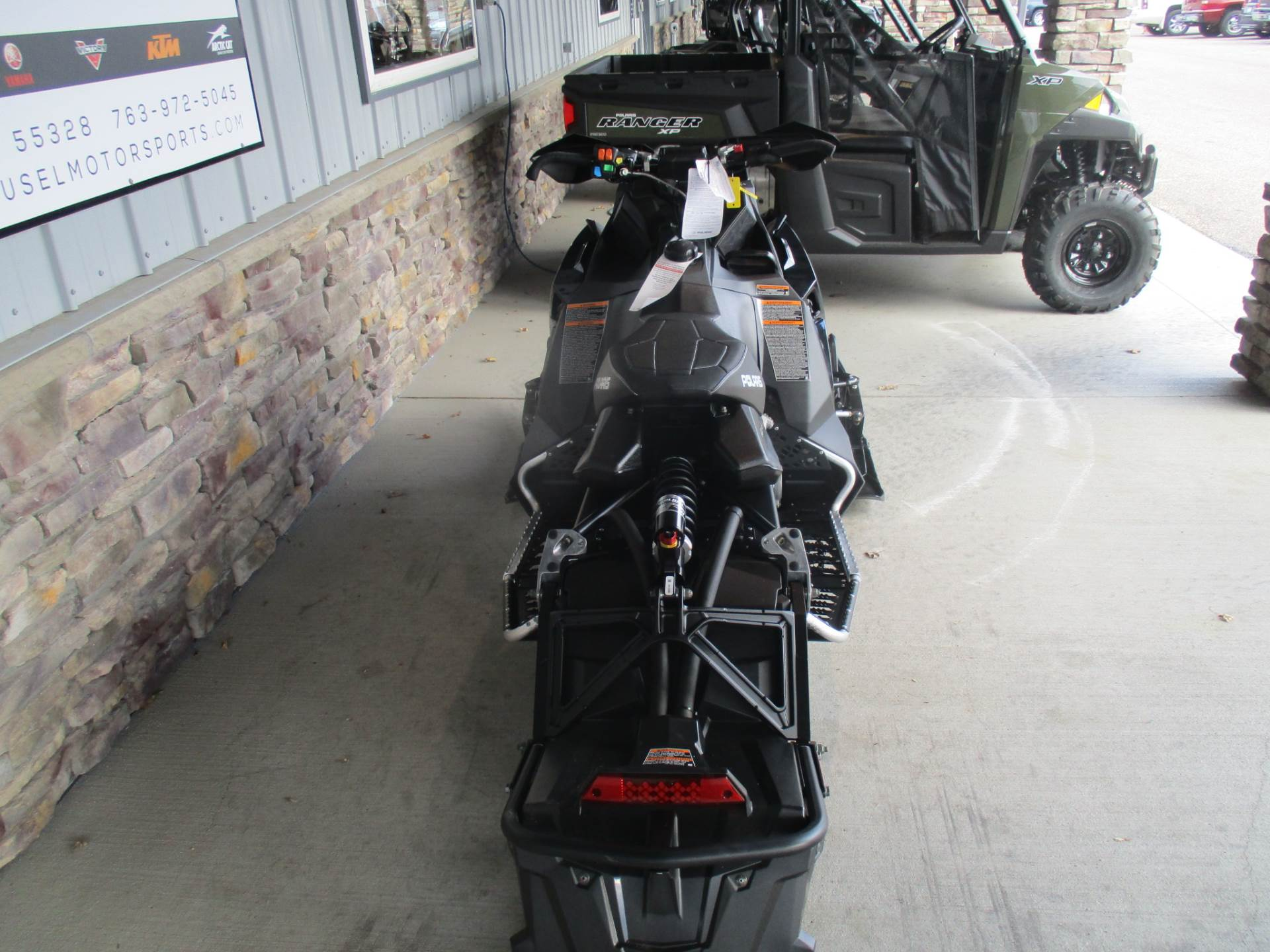 2018 Polaris 600 Switchback XCR SnowCheck Select in Delano, Minnesota
