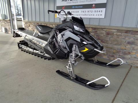 2018 Polaris 800 PRO-RMK 155 in Delano, Minnesota