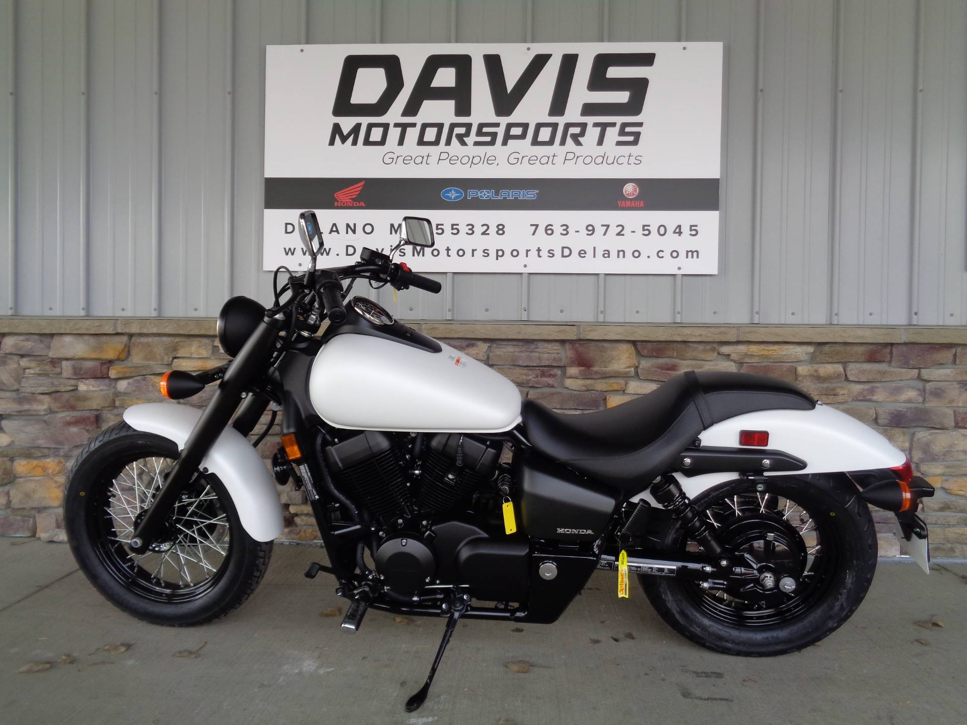 2019 Honda Shadow Phantom in Delano, Minnesota - Photo 2