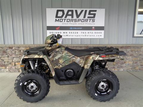2019 Polaris Sportsman 570 Camo in Delano, Minnesota - Photo 2