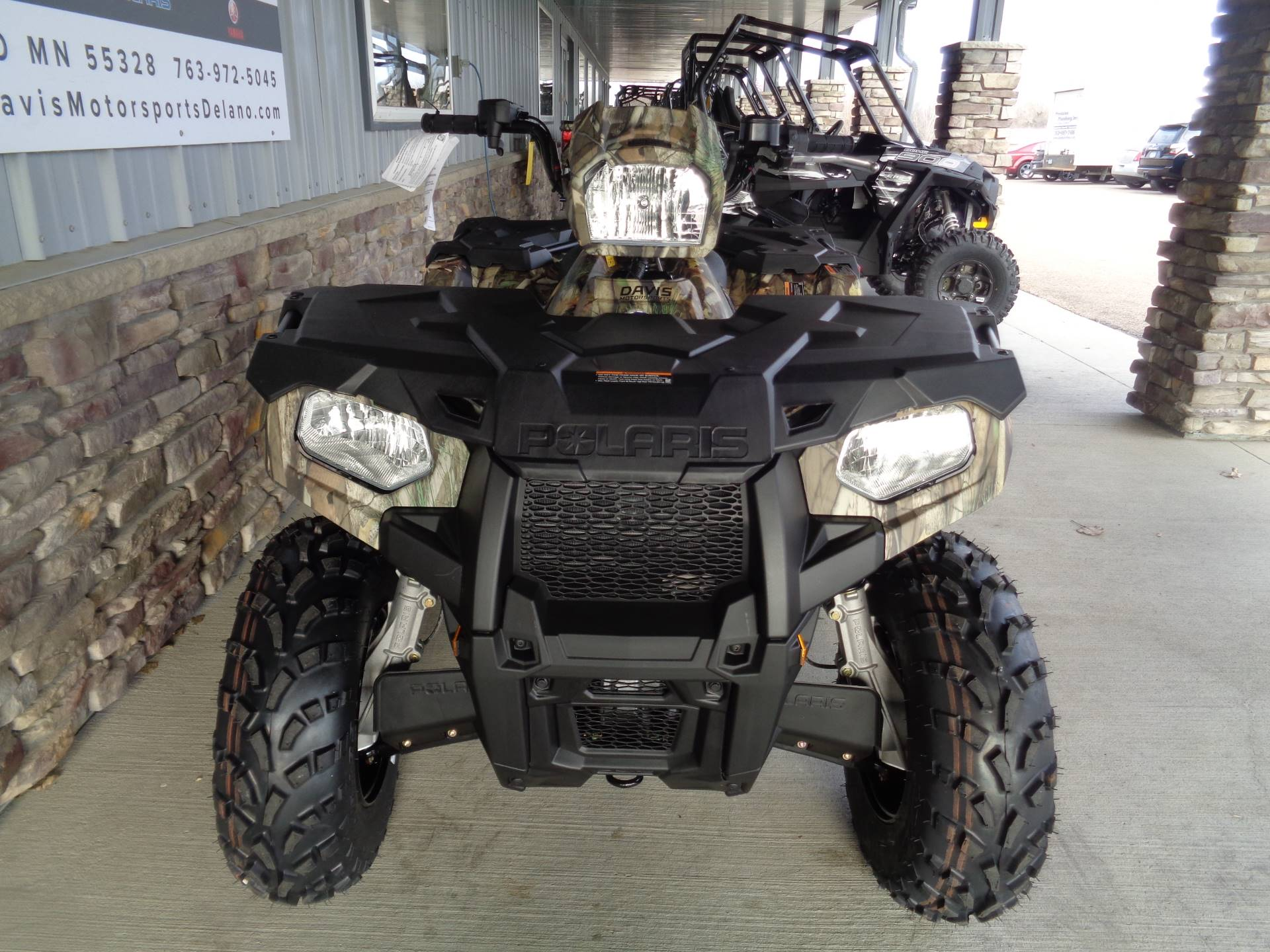 2019 Polaris Sportsman 570 Camo in Delano, Minnesota - Photo 10