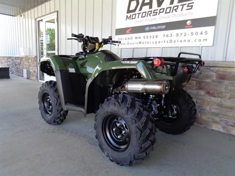 2020 Honda FourTrax Foreman Rubicon 4x4 Automatic DCT EPS in Delano, Minnesota - Photo 6