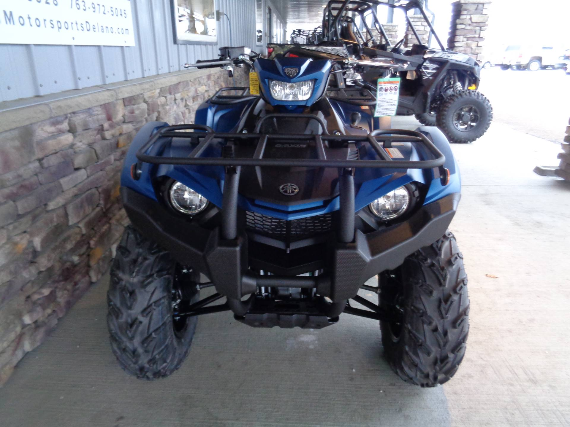 2019 Yamaha Kodiak 450 EPS SE in Delano, Minnesota - Photo 8