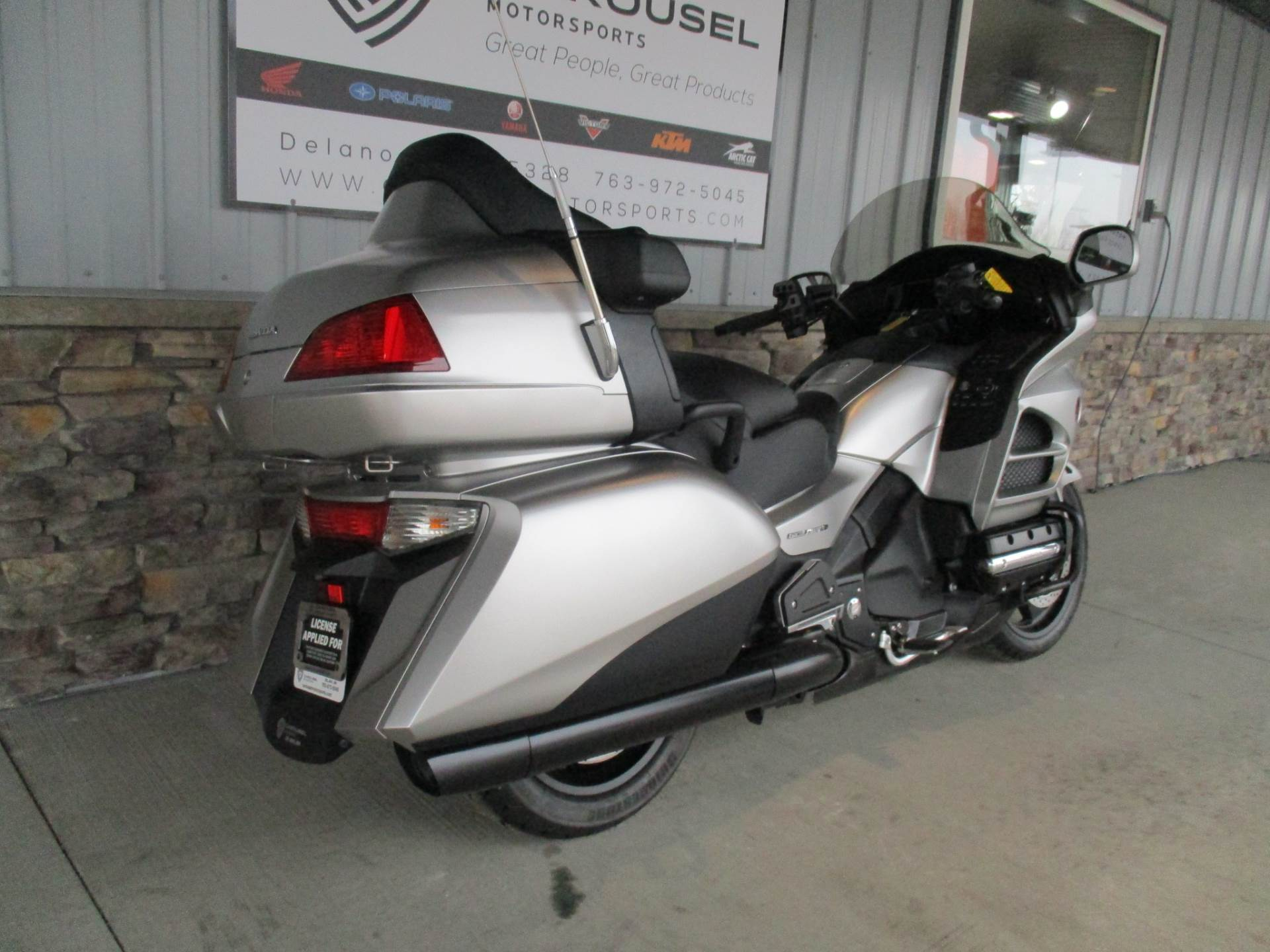 2016 Honda Gold Wing Audio Comfort in Delano, Minnesota