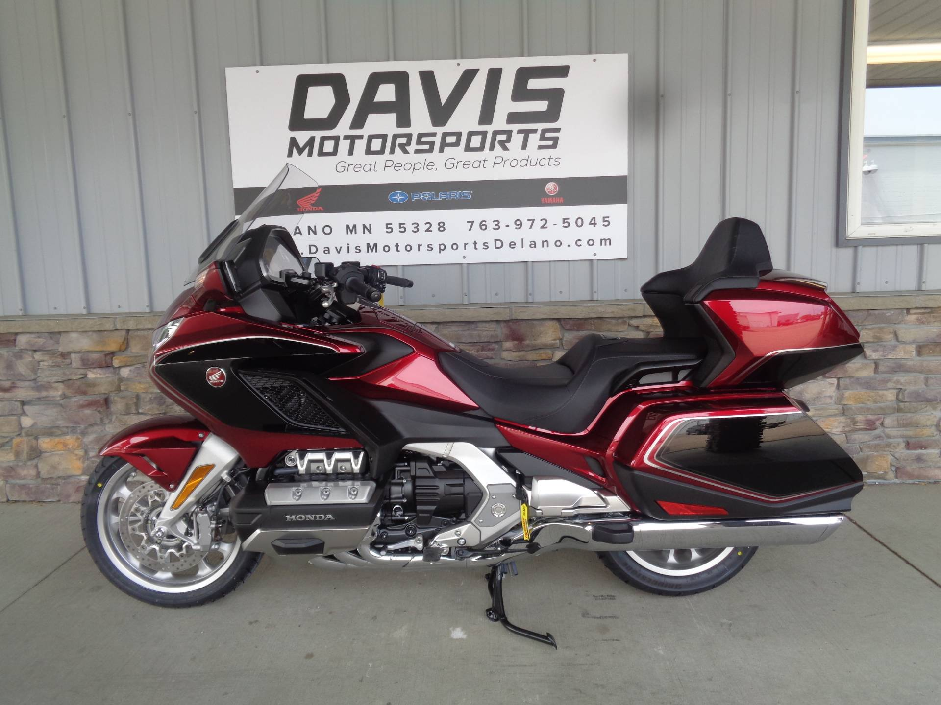 2020 Honda Gold Wing Tour in Delano, Minnesota - Photo 2