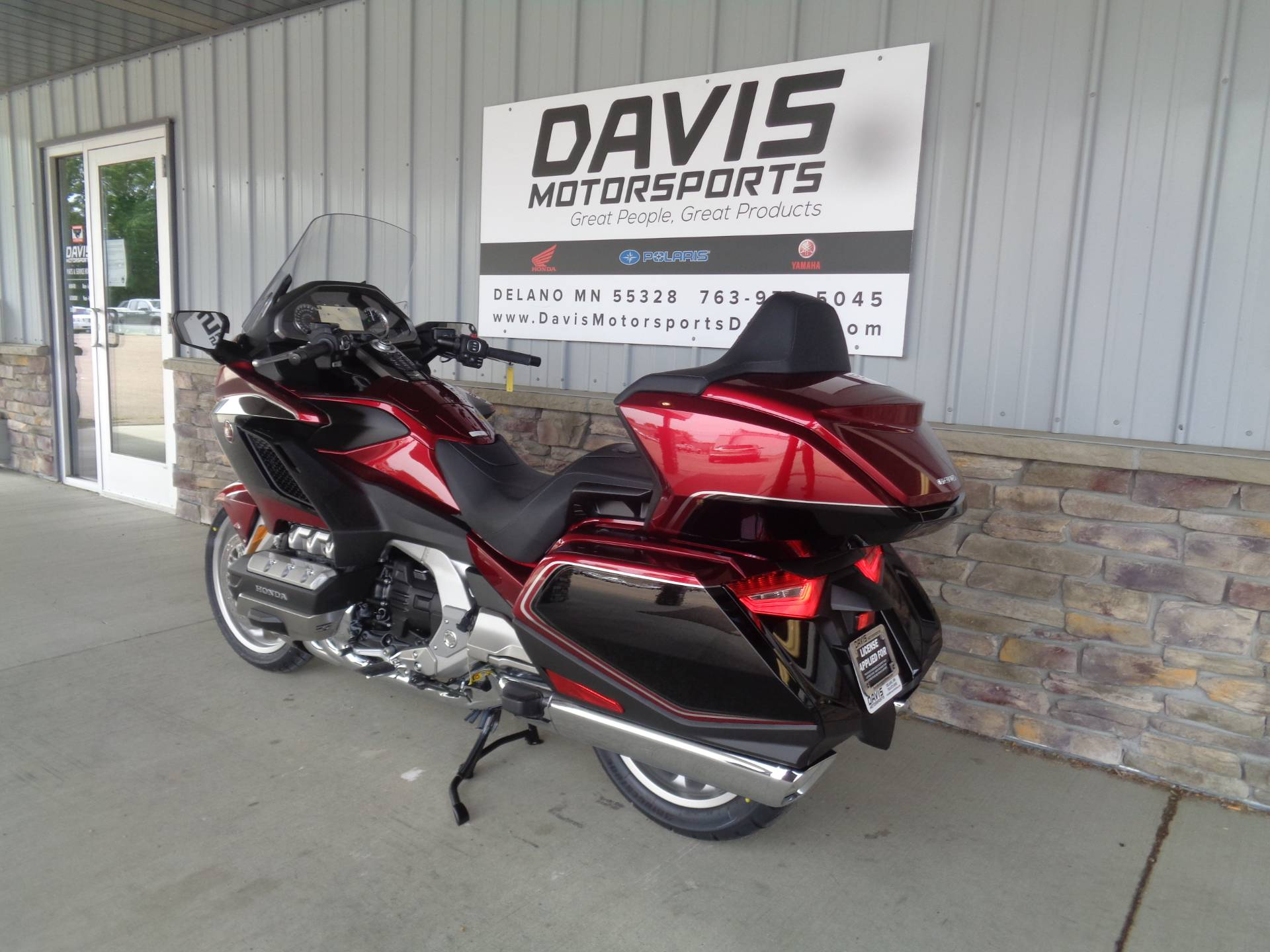 2020 Honda Gold Wing Tour in Delano, Minnesota - Photo 6