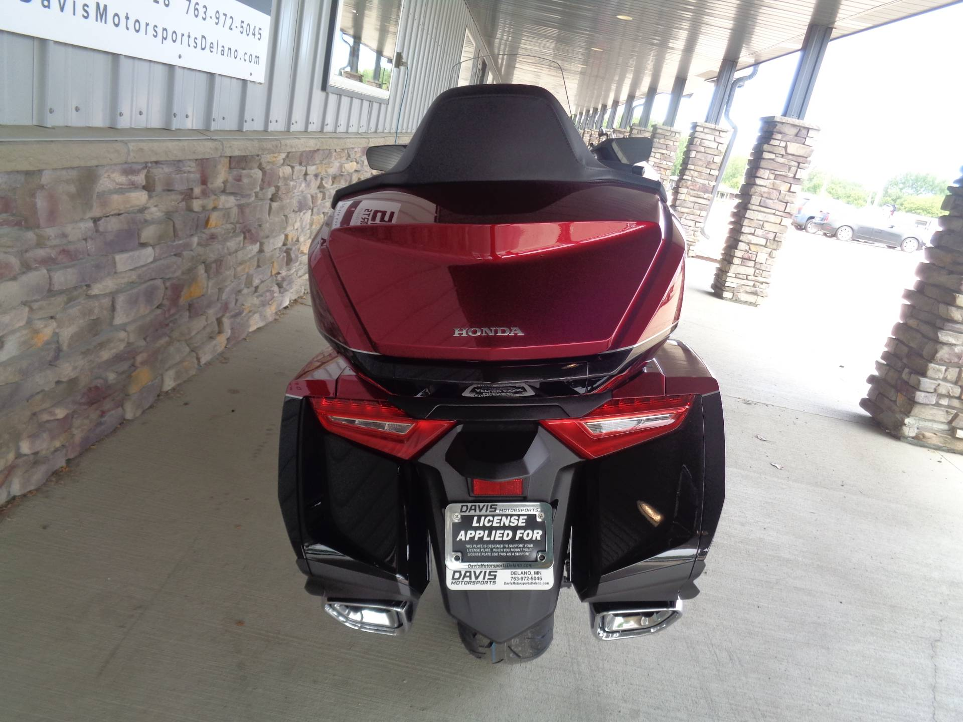 2020 Honda Gold Wing Tour in Delano, Minnesota - Photo 8