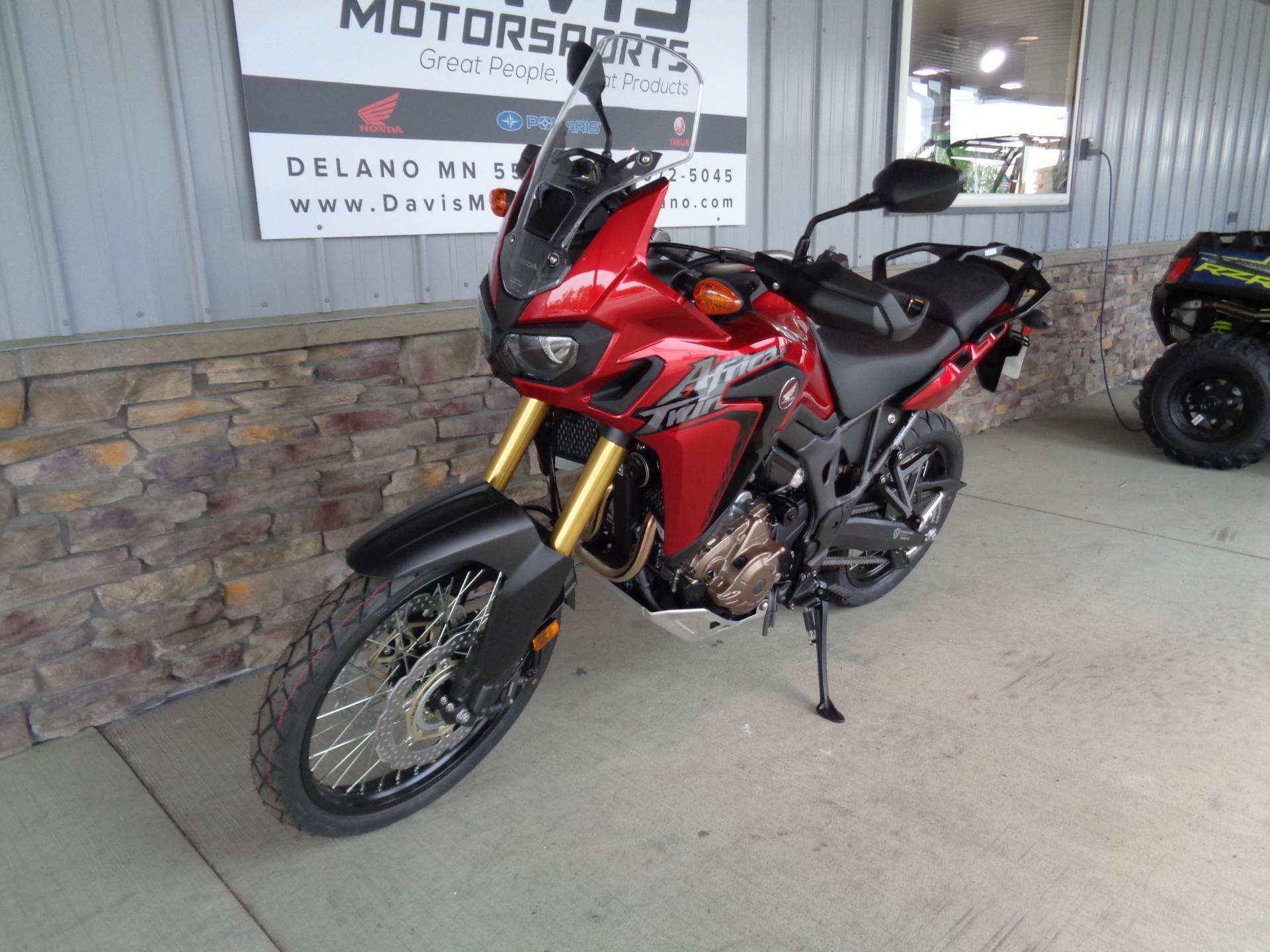 2017 Honda Africa Twin DCT in Delano, Minnesota - Photo 4