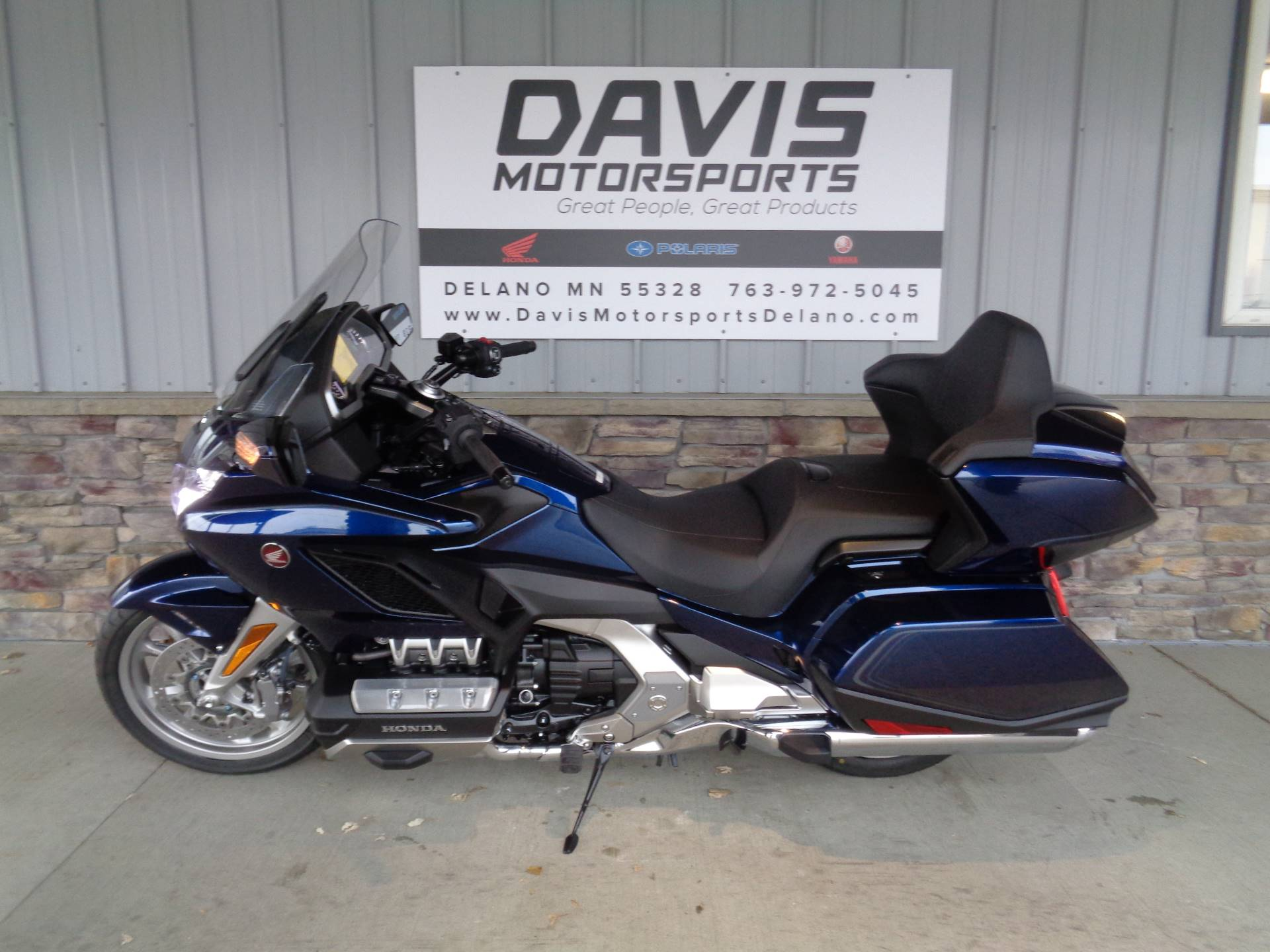 2018 Honda Gold Wing Tour Automatic DCT 2