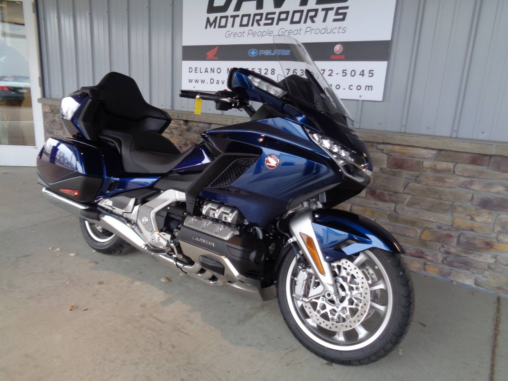 2018 Honda Gold Wing Tour Automatic DCT 3