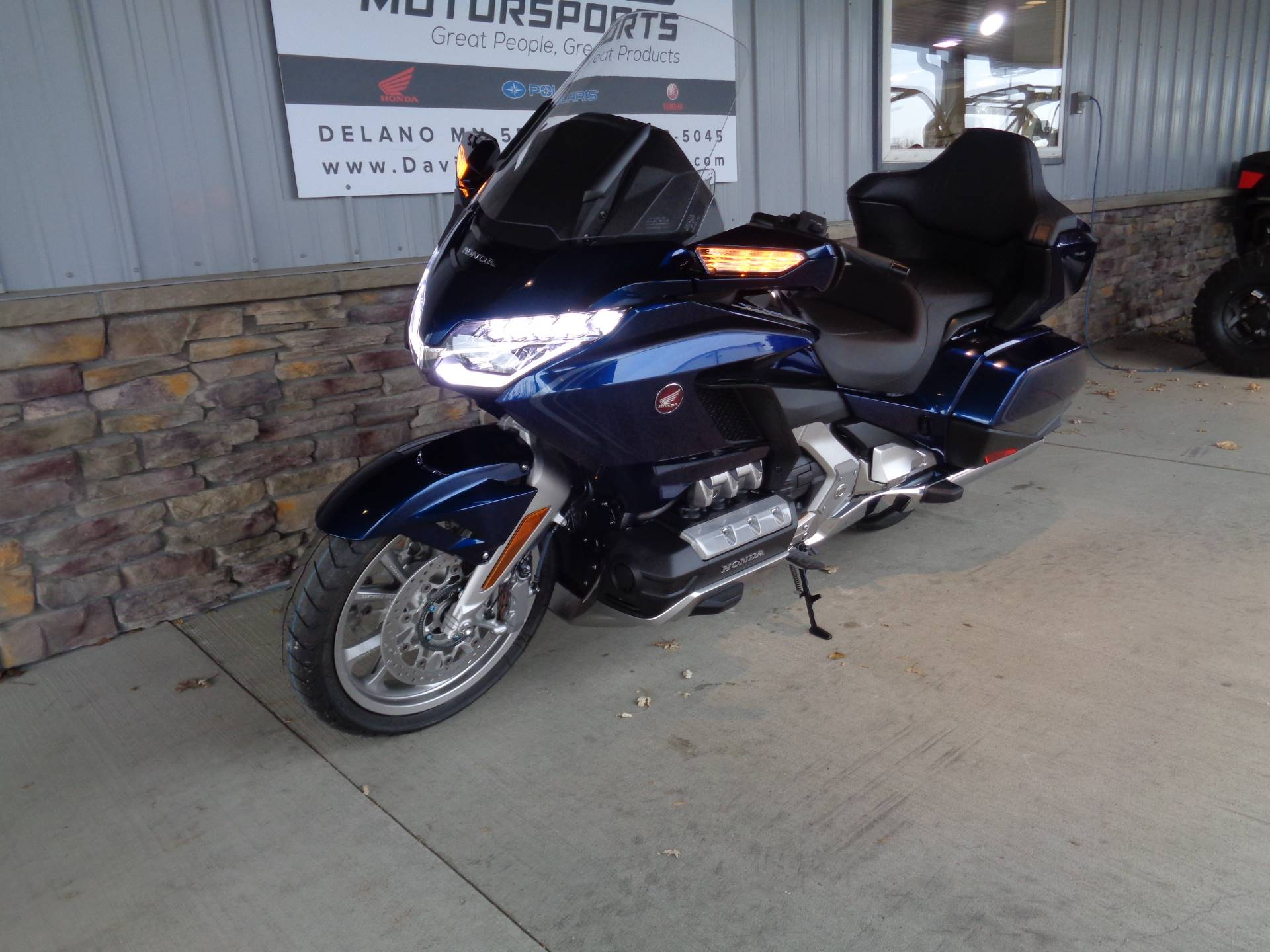 2018 Honda Gold Wing Tour Automatic DCT 4