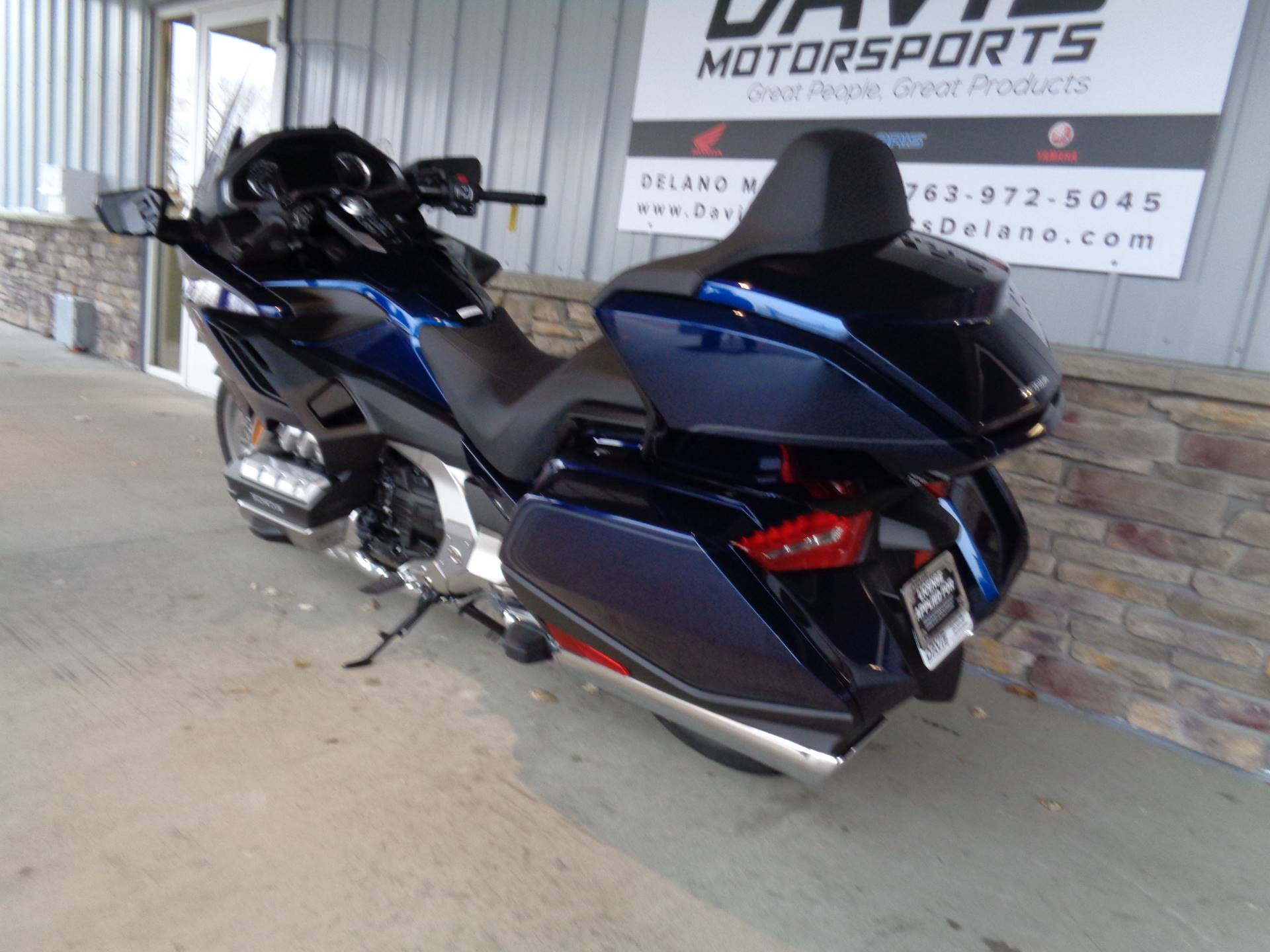 2018 Honda Gold Wing Tour Automatic DCT 6
