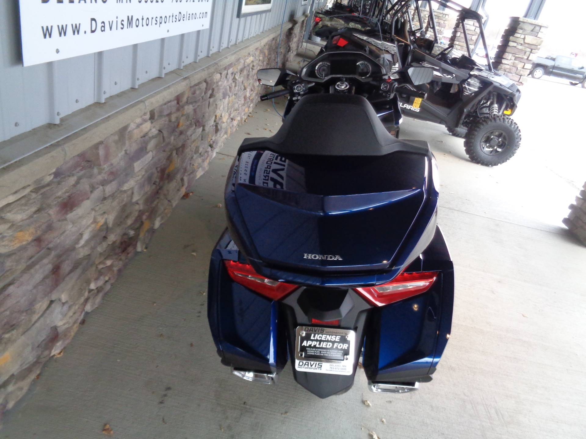 2018 Honda Gold Wing Tour Automatic DCT 11