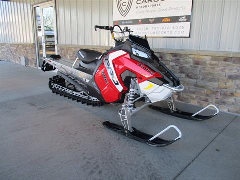 2017 Polaris 800 PRO-RMK 155 ES in Delano, Minnesota