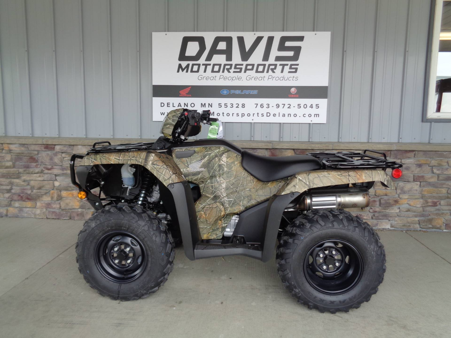 2020 Honda FourTrax Foreman 4x4 ES EPS in Delano, Minnesota - Photo 2