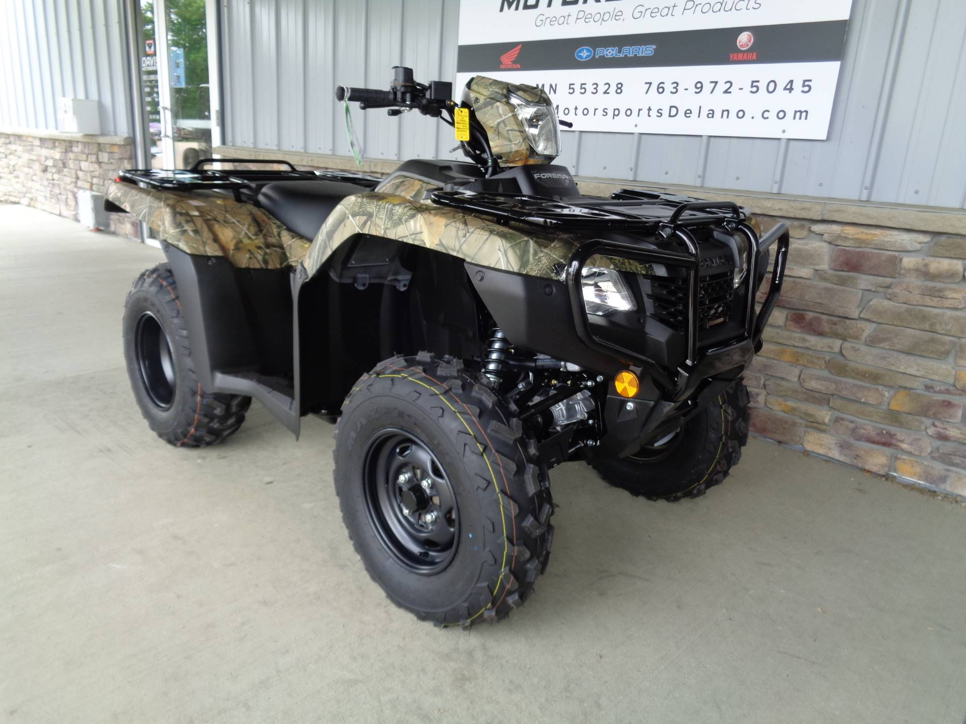 2020 Honda FourTrax Foreman 4x4 ES EPS in Delano, Minnesota - Photo 3