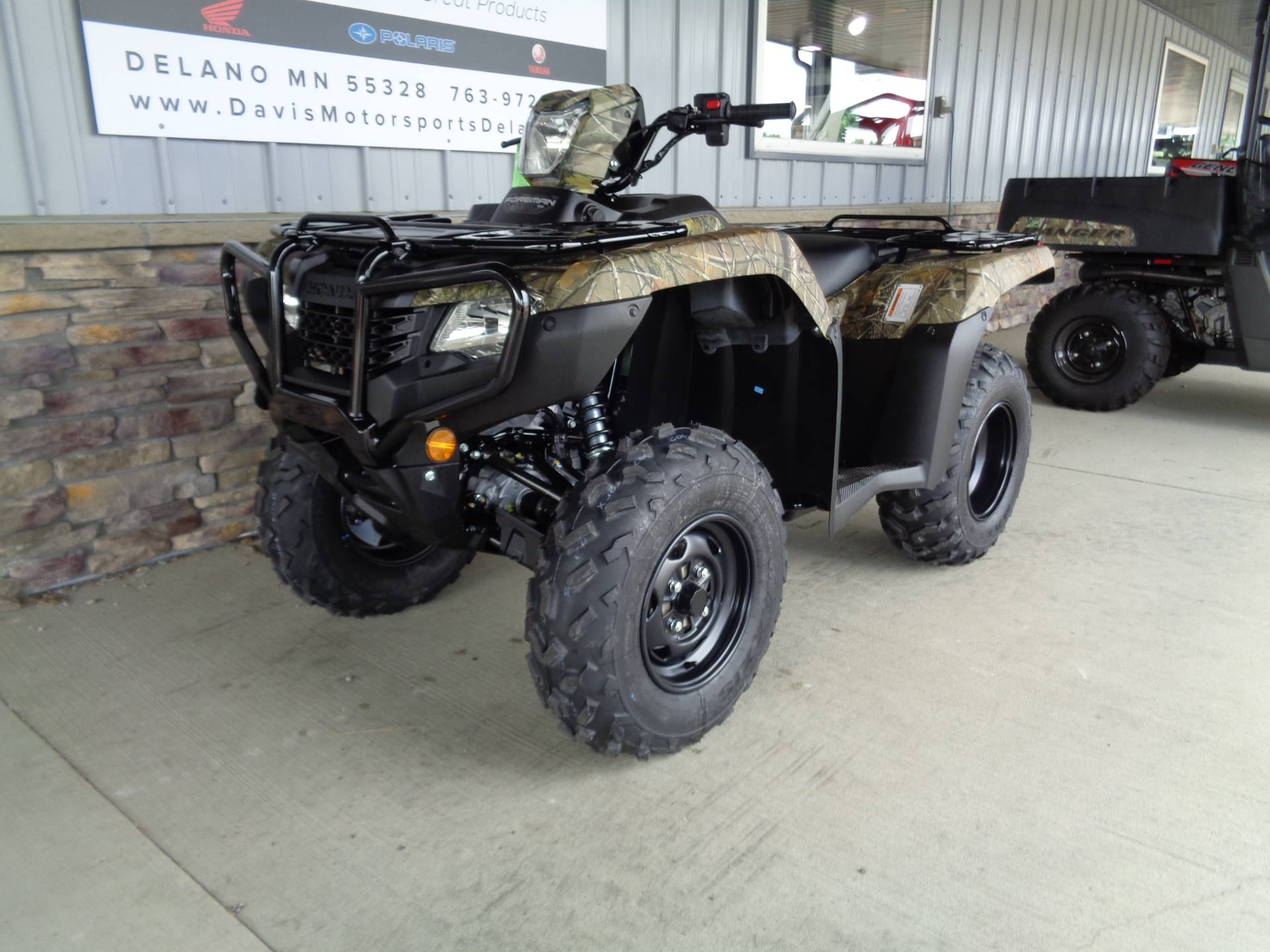 2020 Honda FourTrax Foreman 4x4 ES EPS in Delano, Minnesota - Photo 4