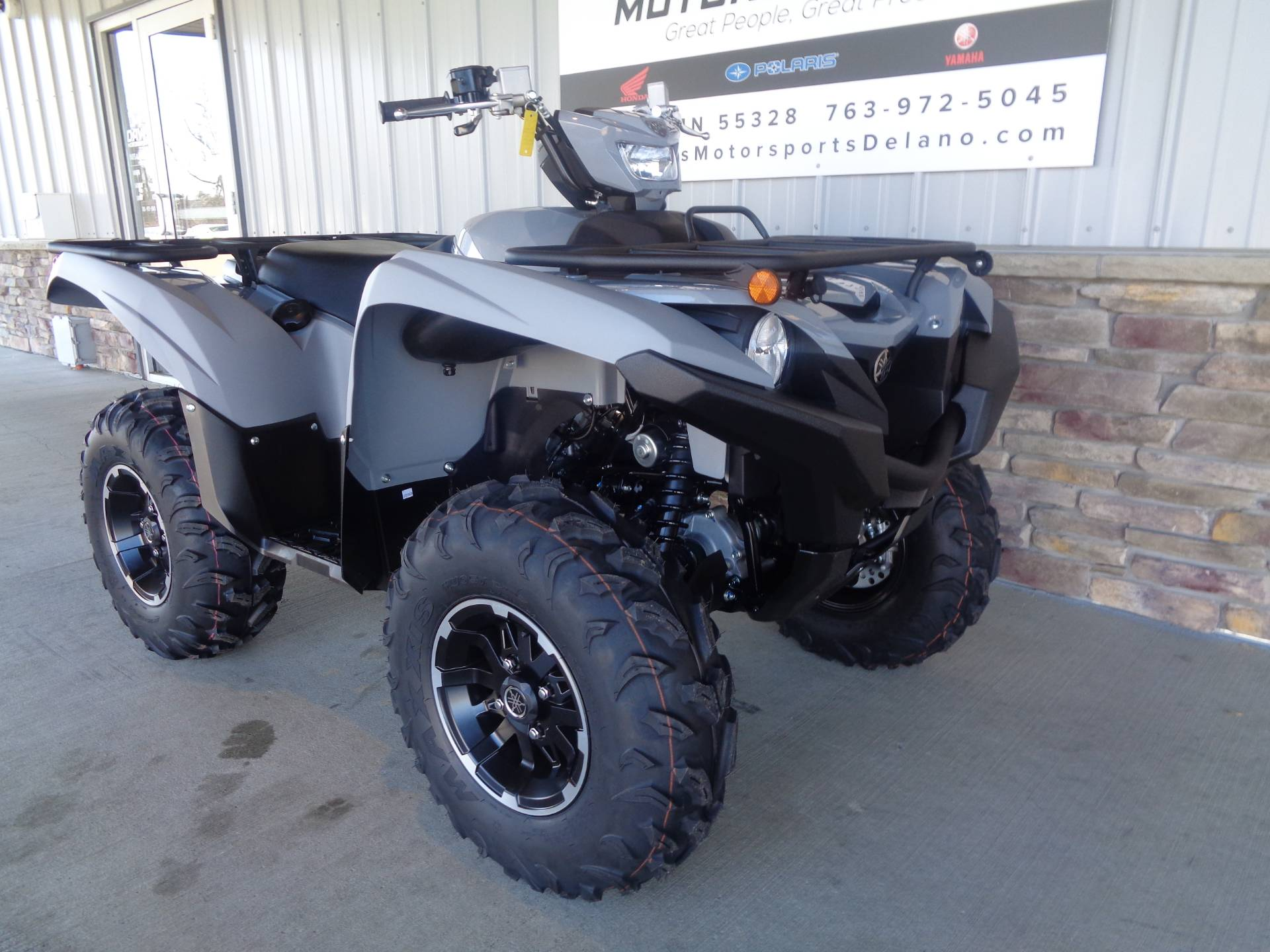 2021 Yamaha Grizzly EPS in Delano, Minnesota - Photo 3