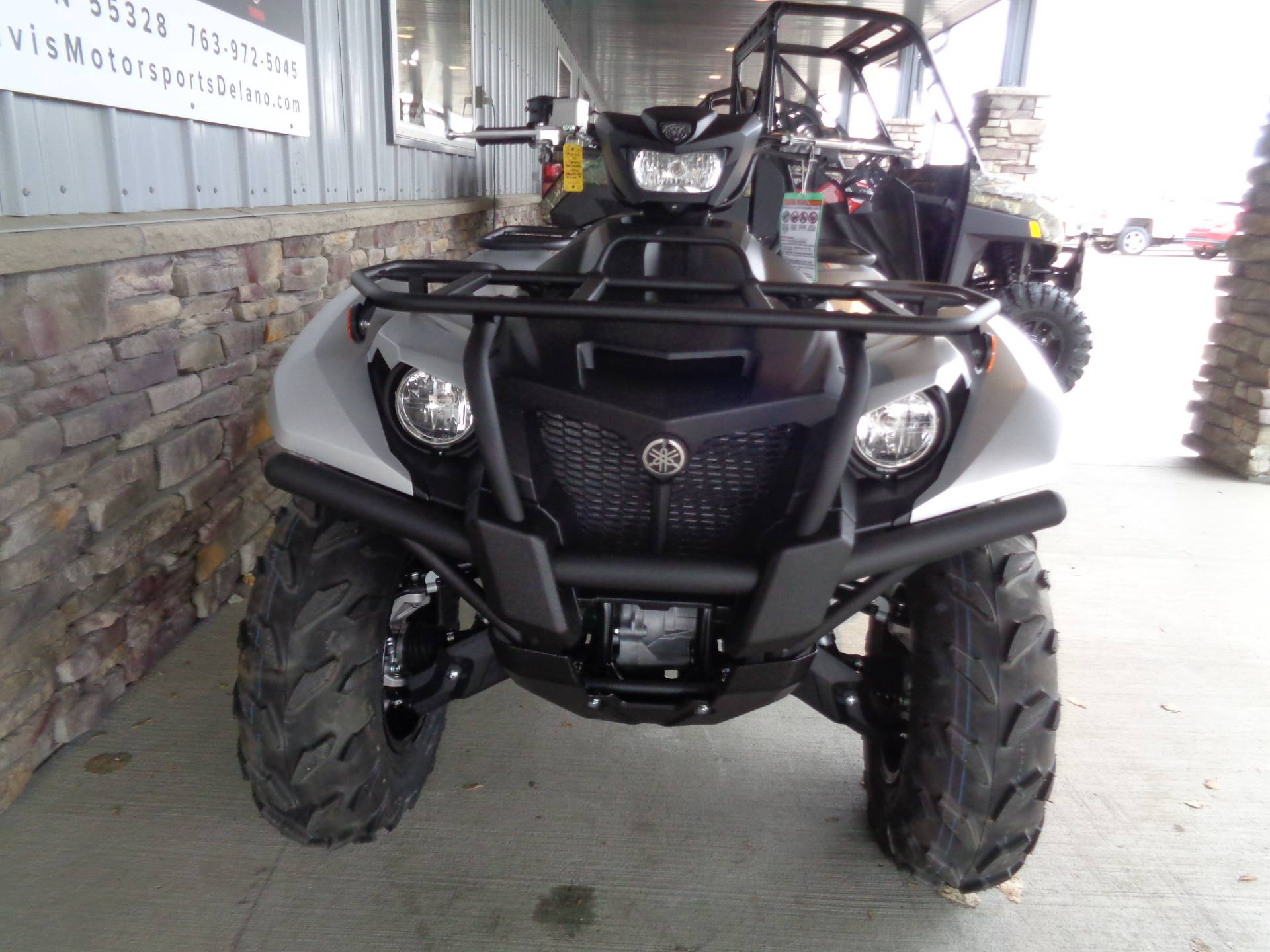 2020 Yamaha Kodiak 700 EPS SE in Delano, Minnesota - Photo 9