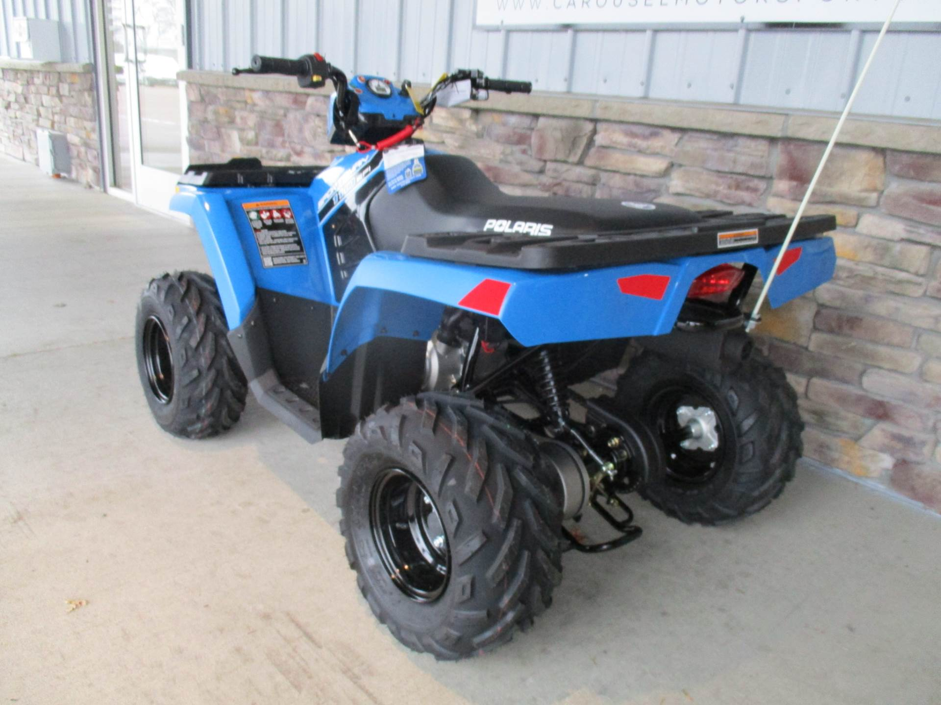 2018 Polaris Sportsman 110 EFI in Delano, Minnesota