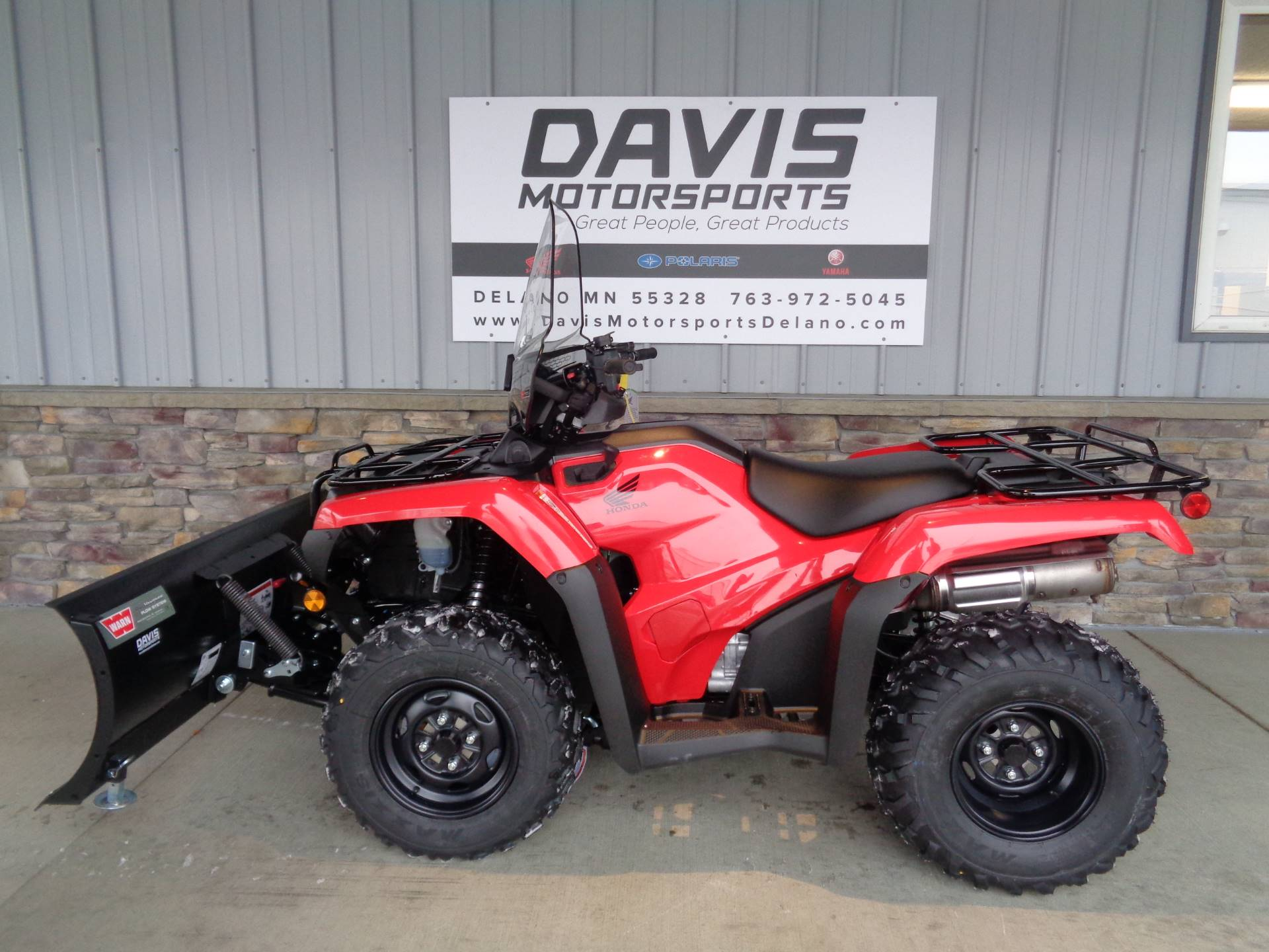 2019 Honda FourTrax Rancher 4x4 ES in Delano, Minnesota - Photo 2