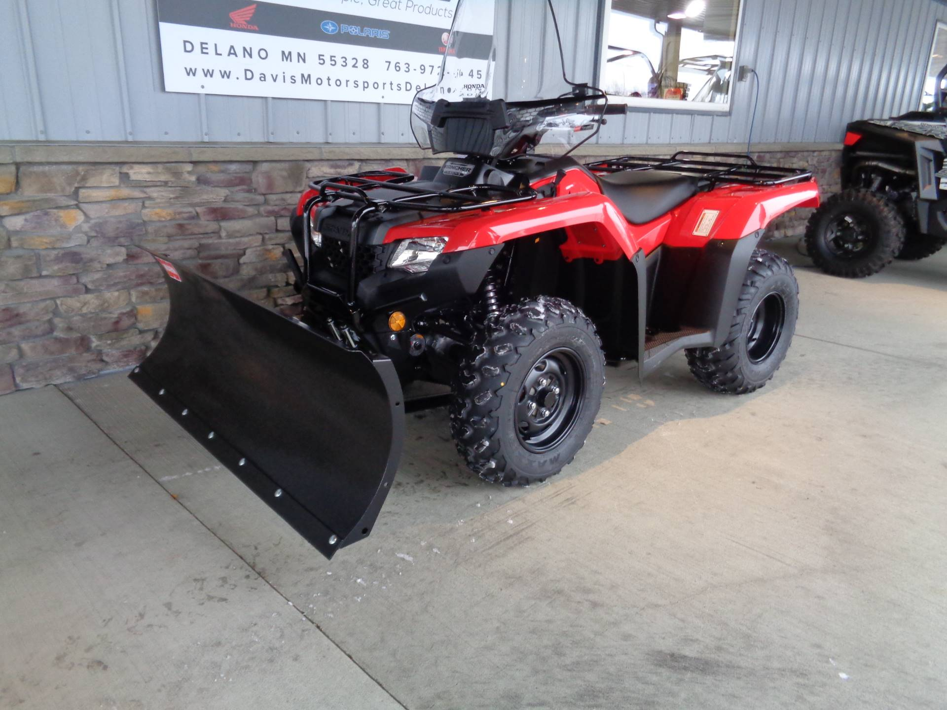 2019 Honda FourTrax Rancher 4x4 ES in Delano, Minnesota
