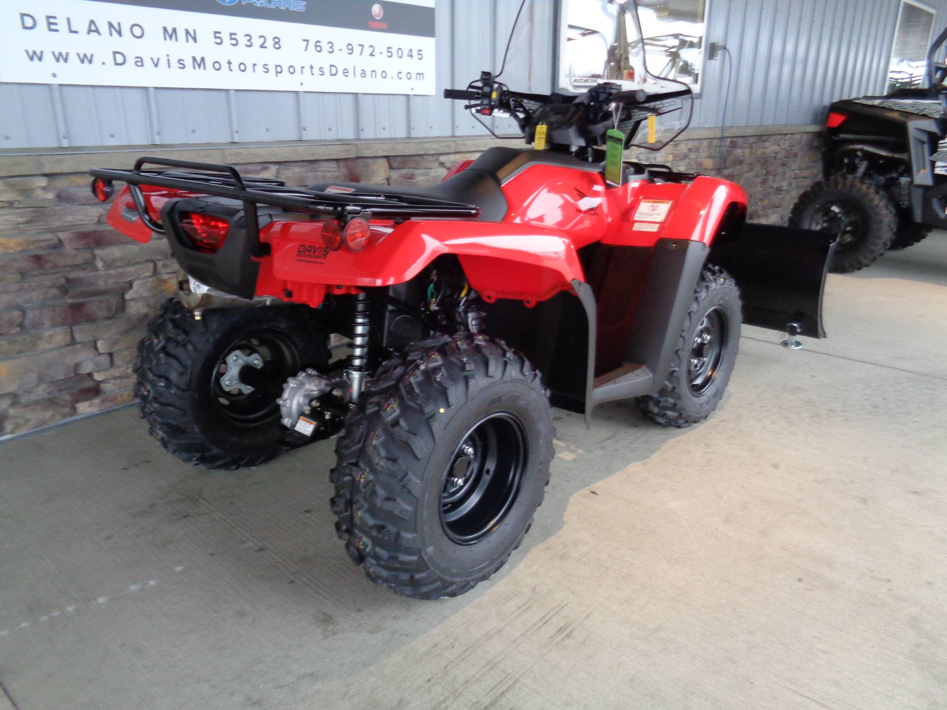 2019 Honda FourTrax Rancher 4x4 ES in Delano, Minnesota - Photo 5