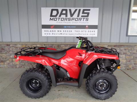 2019 Honda FourTrax Rancher 4x4 ES in Delano, Minnesota - Photo 1