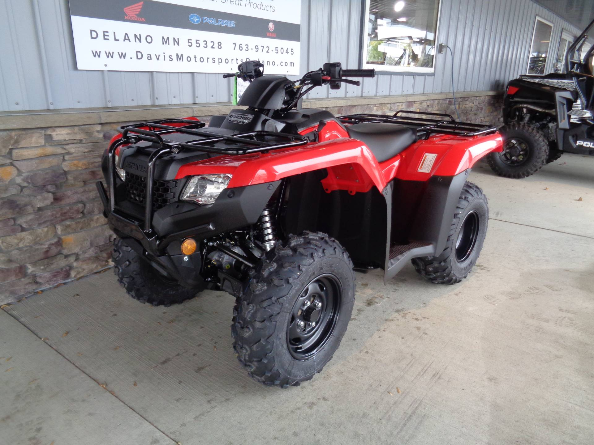 2019 Honda FourTrax Rancher 4x4 ES in Delano, Minnesota - Photo 4