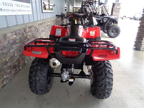 2019 Honda FourTrax Rancher 4x4 ES in Delano, Minnesota - Photo 8