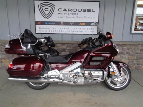 2006 Honda Gold Wing® Premium Audio in Delano, Minnesota