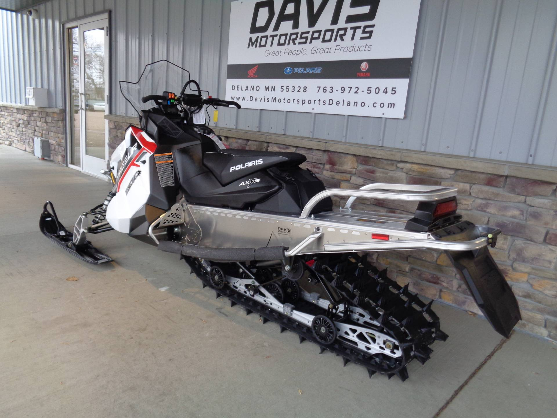 2021 Polaris 600 Voyageur 144 ES in Delano, Minnesota - Photo 6