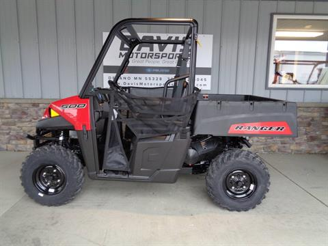 2020 Polaris Ranger 500 in Delano, Minnesota - Photo 2