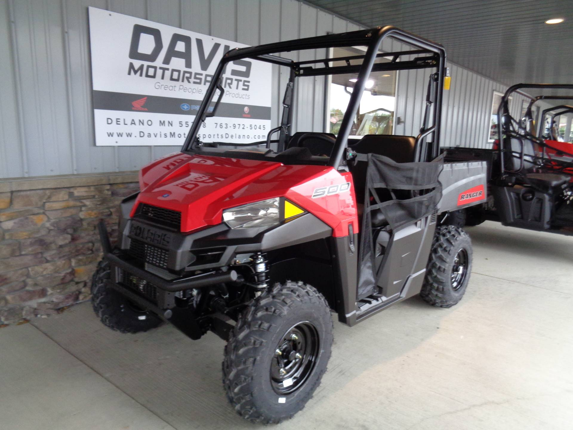 2020 Polaris Ranger 500 in Delano, Minnesota - Photo 4