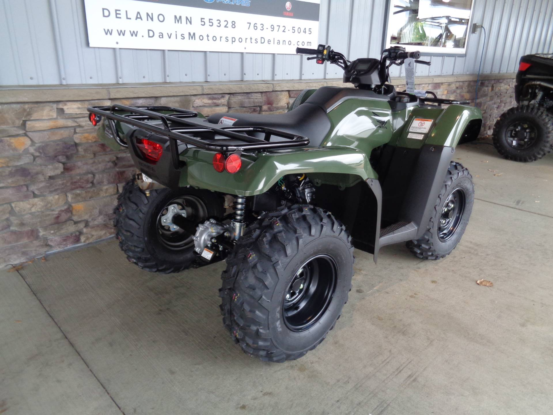 2019 Honda FourTrax Rancher 4x4 ES In Delano, Minnesota