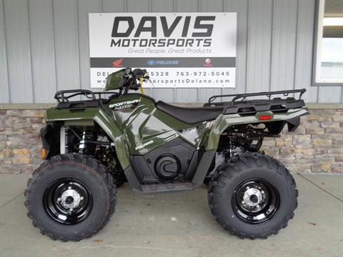 2021 Polaris Sportsman 450 H.O. EPS in Delano, Minnesota - Photo 2