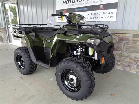 2021 Polaris Sportsman 450 H.O. EPS in Delano, Minnesota - Photo 3