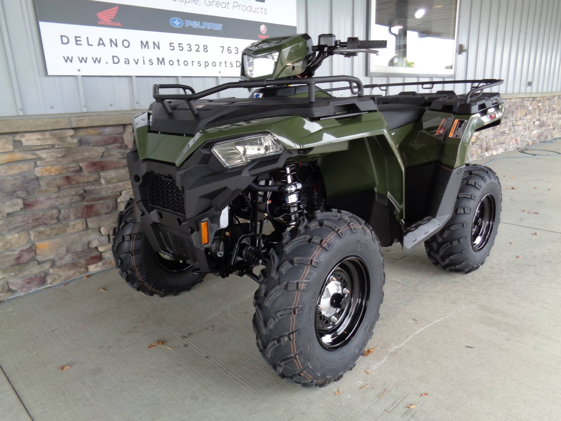2021 Polaris Sportsman 450 H.O. EPS in Delano, Minnesota - Photo 4