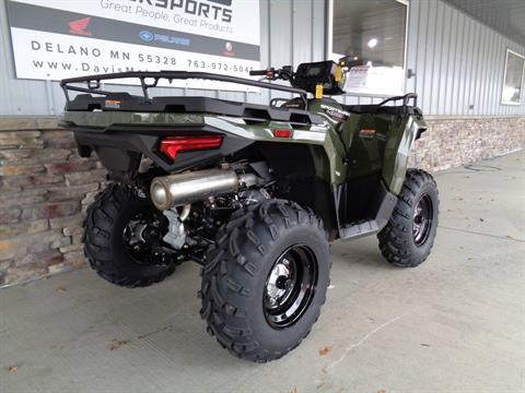 2021 Polaris Sportsman 450 H.O. EPS in Delano, Minnesota - Photo 5