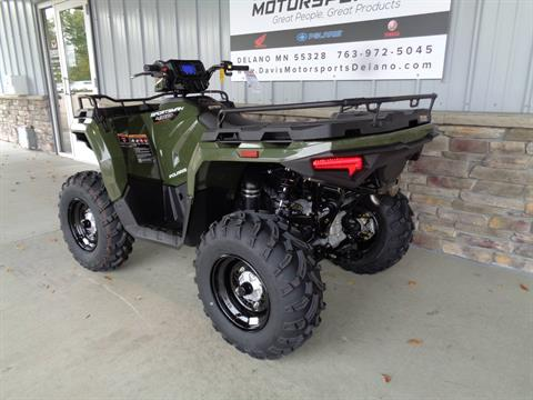 2021 Polaris Sportsman 450 H.O. EPS in Delano, Minnesota - Photo 6