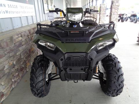 2021 Polaris Sportsman 450 H.O. EPS in Delano, Minnesota - Photo 11